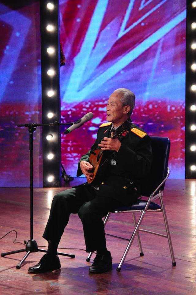 Cụ ông Nguyễn Thành – 83 tuổi – là một bộ đội về hưu đến từ Quảng Bình. Ông cũng là thí sinh lớn tuổi nhất của chương trình mùa thứ 4. Xuất hiện với quân phục, ông đã tặng khán giả một bài thơ tự sáng tác và biểu diễn bài hát do chính ông sáng tác.