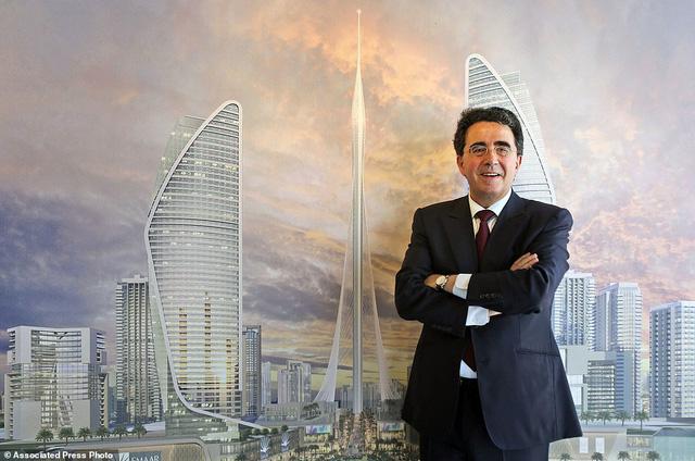 Kiến trúc sư Tây Ban Nha Santiago Calatrava Valls là tác giả của công trình kiến trúc này