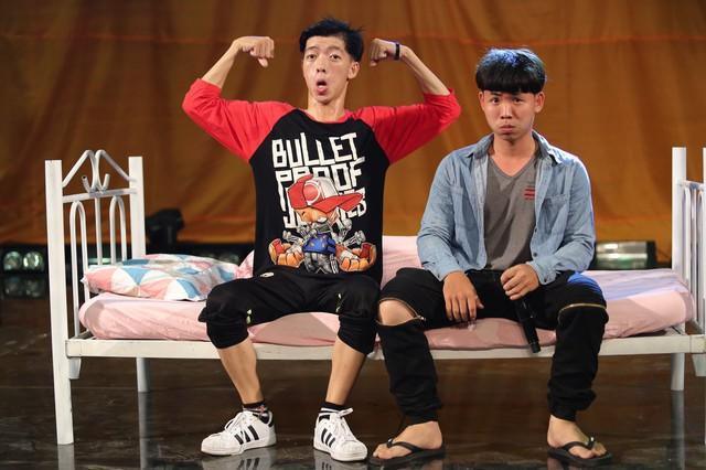 Bộ đôi Cùi Bắp Quốc Bảo - Phú Lâm sẽ trở lại trên sân khấu trong đêm bán kết 7.