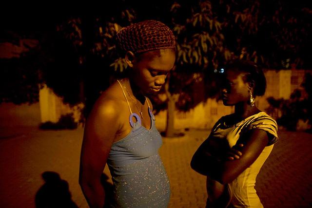 Joy là một nạn nhân của đường dây buôn người tại Nigeria.