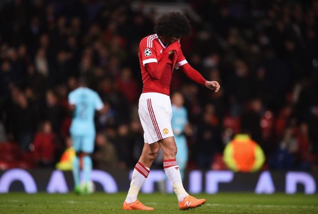 Tương lai của Fellaini tại Man Utd vẫn đang bất định.