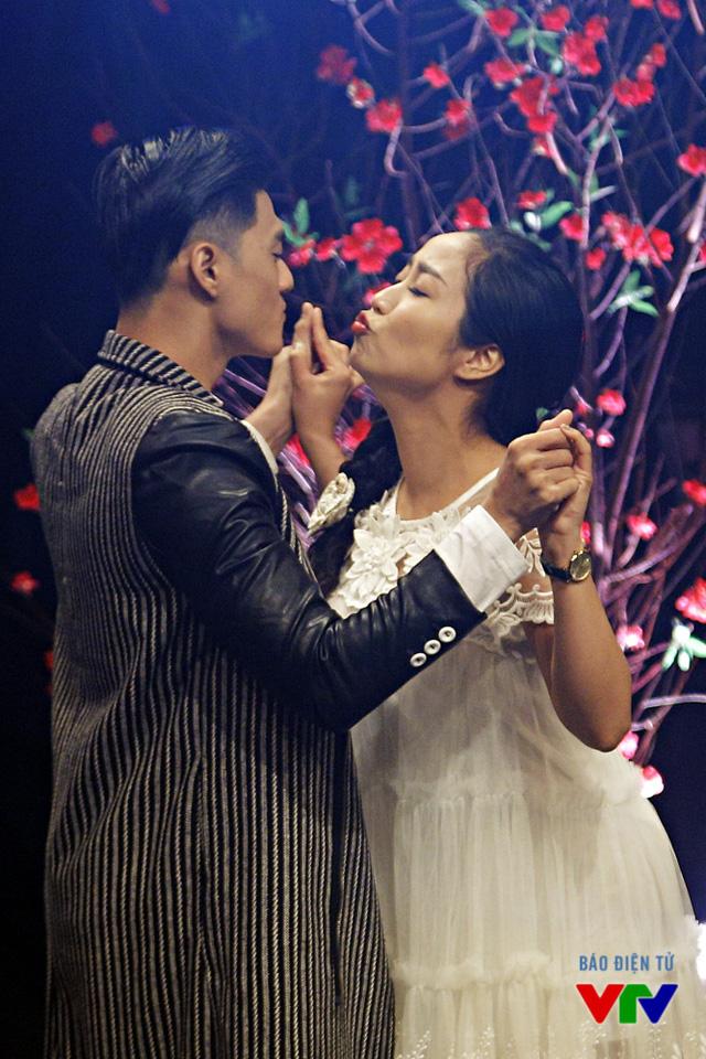 Liệu Ốc Thanh Vân và Lâm Vinh Hải có khóa môi nhau không?