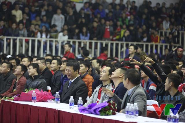 BLV Quang Huy cười tít mắt khi chứng kiến những giây phút thăng hoa của Man Utd
