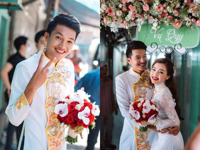 Sau 9 năm quen biết và 3 năm hẹn hò, nam diễn viên phim Khúc hát mặt trời và nữ ca sĩ Linh Phi đã quyết định về chung một nhà.