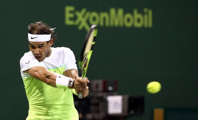 Trong khi đó Nadal đang có khởi đầu tốt vào năm 2016