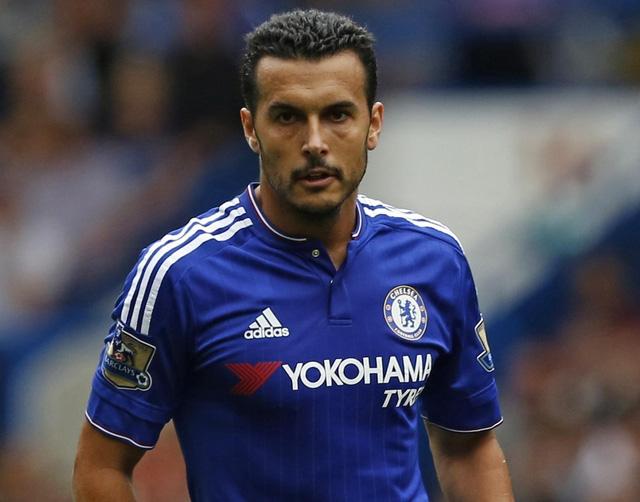 Phong độ của Pedro đi xuống sau khi rời Barca