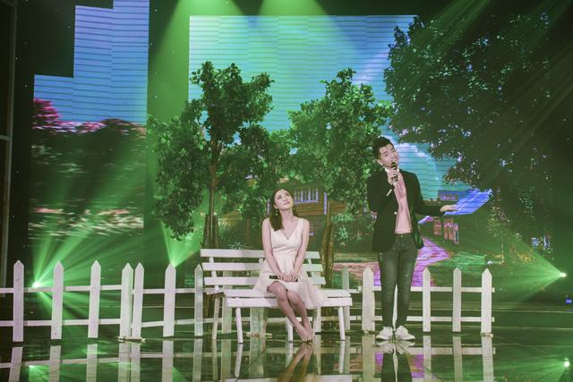 Thời thanh xuân sẽ qua với màn song ca của Phạm Hồng Phước - Văn Mai Hương sẽ là một bản tình ca khó quên trong Vietnam Top Hits tuần này