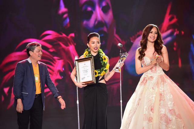 Tóc Tiên đã đoạt giải MV Bạc với The beat of celebration