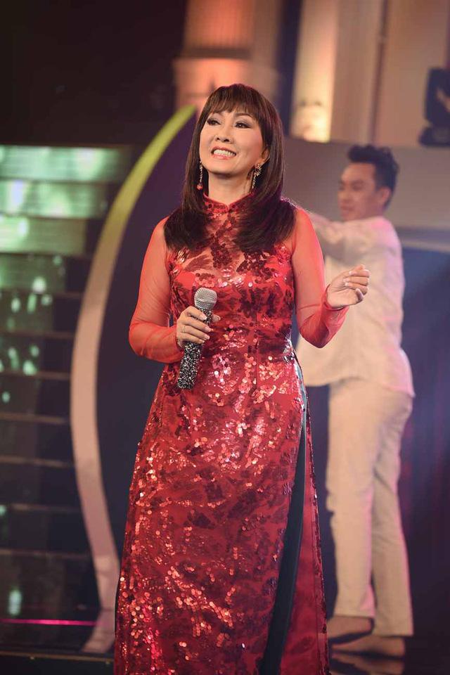 Ca sĩ Phương Hồng Ngọc