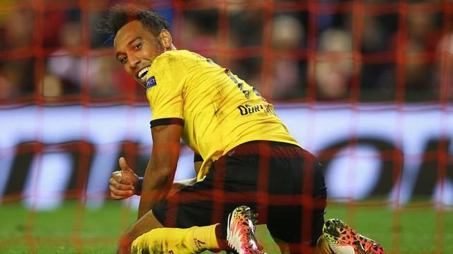 PIERRE-EMERICK AUBAMEYANG | Borussia Dortmund.