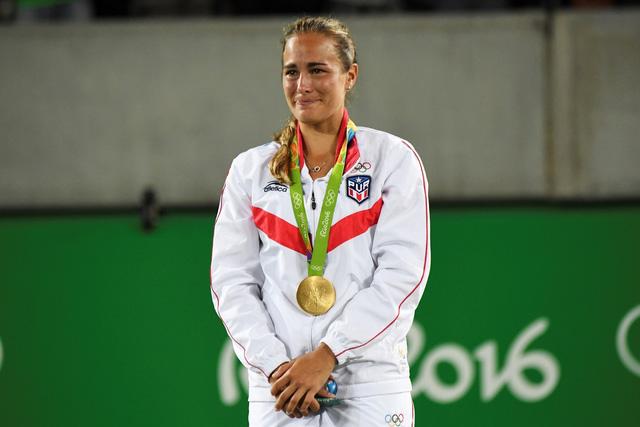 Monica Puig đã làm nên lịch sử khi mang về tấm HCV Olympic đầu tiên cho thể thao Puerto Rico