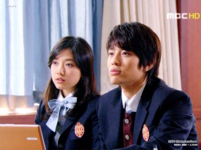 Park Shin Hye xinh xắn bên ca sĩ Se7en