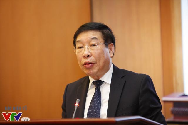 Ông Lê Minh Thông, Phó Chủ nhiệm Ủy ban pháp luật của Quốc hội. Ảnh: Hữu Hải