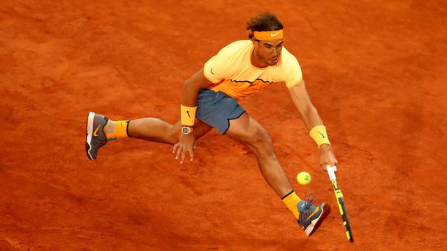 Nadal sẽ nhận được sự cổ vũ nồng nhiệt của khán giả nhà (Ảnh: Getty)