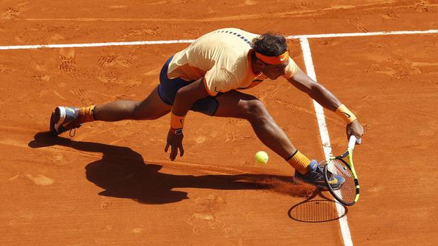 Nadal trước cơ hội giành cup lần thứ 9 ở Monte Carlo