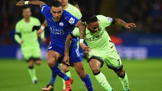 Man City và Leicester đã hòa nhau không bàn thắng ở lượt đi