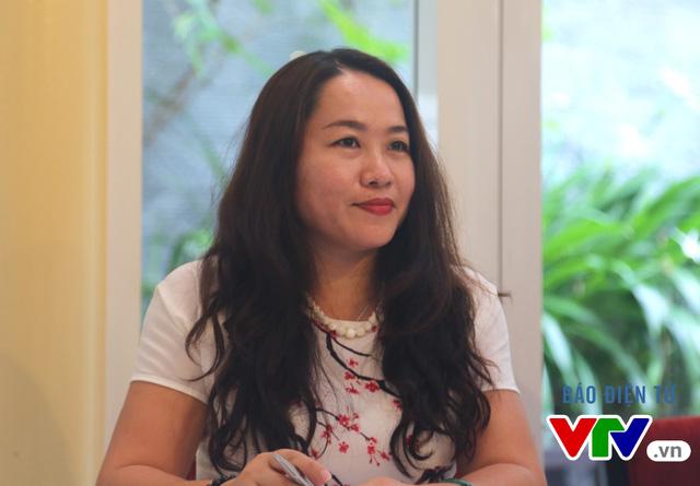 Bà Hà Thị Phương Lâm - Tổng Giám đốc công ty cổ phần ADPEX