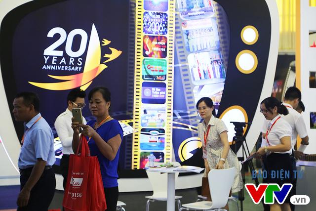 Tại sự kiện, những người yêu thích điện ảnh và phim truyền hình có cơ hội tìm hiểu về nhiều bộ phim hay đã và đang được phát sóng trên các kênh.