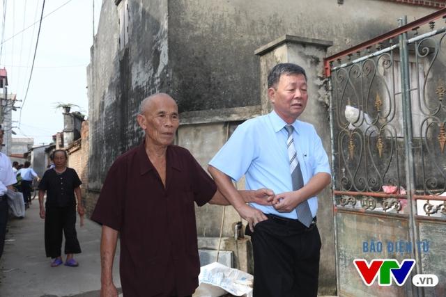 Ông Trần Văn Thêm cho biết ông rất vui vì sau nhiều năm, ông đã được tuyên bố vô tội.