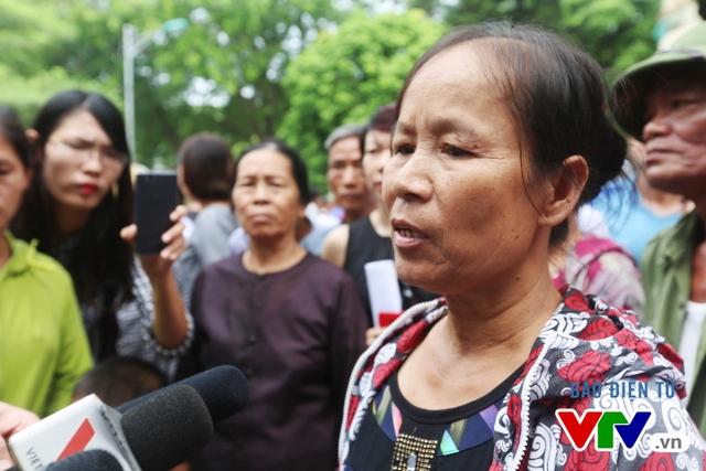 Bà Trần Thị Xuân - con gái ông Thêm - bày tỏ mong muốn được cơ quan chức năng giúp đỡ, bồi thường cho những mất mát mà gia đình đã chịu thời gian qua.