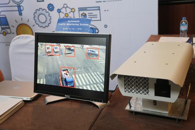 Hệ thống tự động giám sát giao thông của Citek