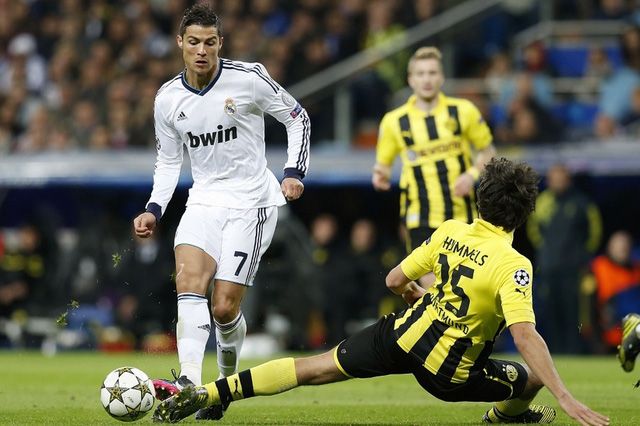 Real Madrid sẽ tái ngộ Dortmund