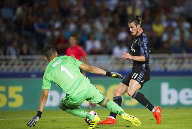Bale ấn định tỉ số 3-0