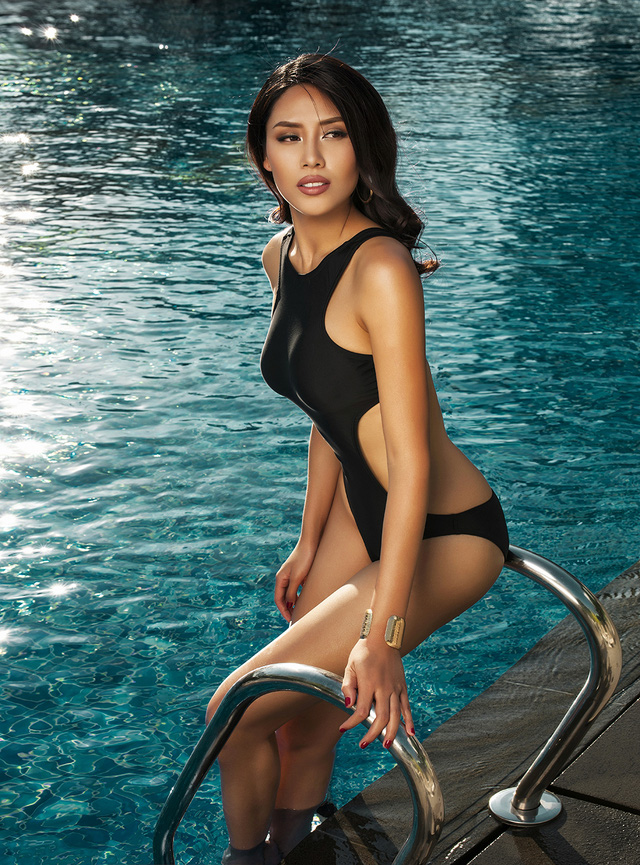 Hoa hậu biển Nguyễn Thị Loan sẽ đồng hành cùng các thí sinh Hoa hậu Biển Việt Nam 2016 (Ảnh: BTC cung cấp)