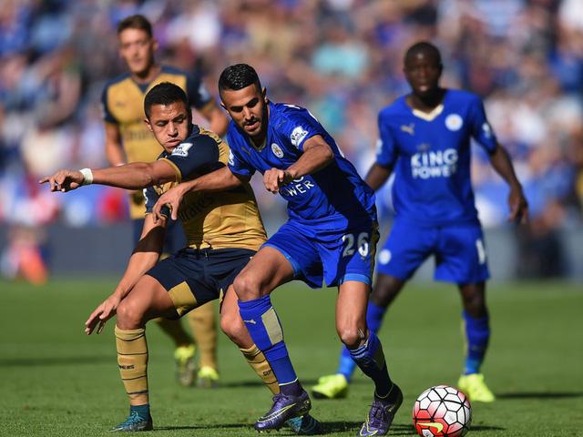 Arsenal là một trong 2 đội bóng từng đánh bại Leicester ở mùa giải này
