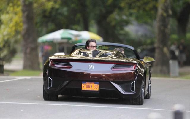 Siêu xe đắt giá của Robert Downey Jr. (Ảnh: Celebrity Networth)