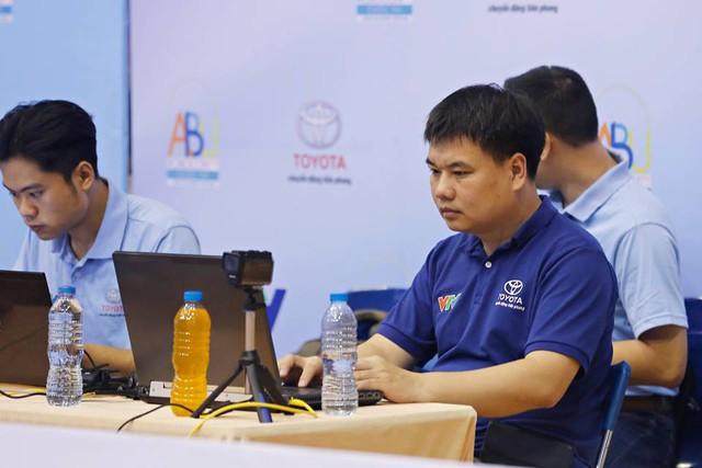BTV Việt Phú- Phó Trưởng phòng Công nghệ, Ban Khoa giáo.