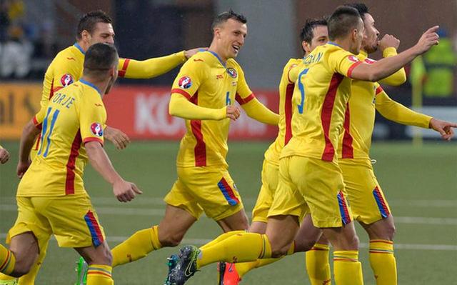 ĐT Romania sẵn sàng làm nên bất ngờ trước ĐT Pháp ngay trong ngày khai mạc EURO 2016. Ảnh: Getty