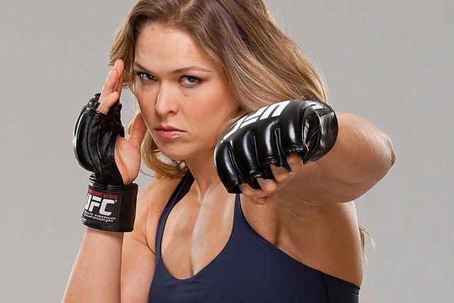 Ronda Rousey - Nữ hoàng môn võ tự do UFC