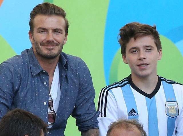 David Beckham tự nhận mình cởi mở hơn trong chuyện hẹn hò của con (Ảnh: Getty)
