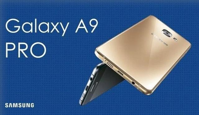 Galaxy A9 Pro chính thức ra mắt