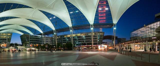 3. Sân bay Munich, Đức (Ảnh: molon.de)