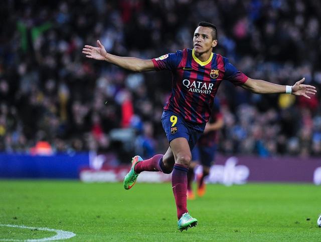 Sanchez có lẽ là thương vụ thành công toàn vẹn nhất của Barcelona