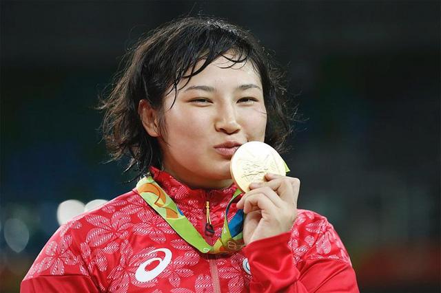 Sara Dosho (Vật 69kg nữ - Nhật Bản)