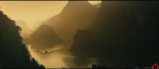 Hình ảnh quay tại Ninh Bình xuất hiện trong trailer (ảnh chụp từ màn hình)