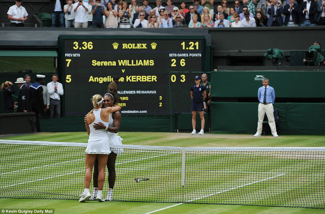 Serena đã có chức vô địch Grand Slam thứ 22 trong sự nghiệp
