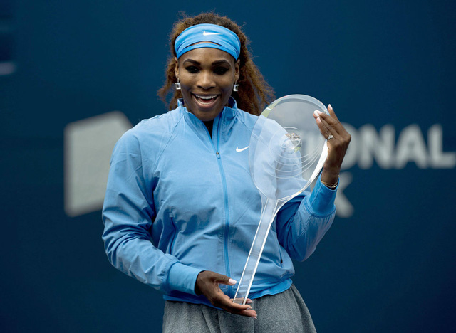 Serena Williams vô địch Rogers Cup 2013