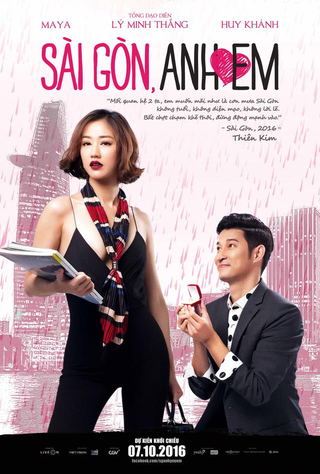 Việt Phương - Thiên Kim (Huy Khánh – Maya) - hai người yêu cũ vô tình hội ngộ giữa Sài Gòn sau bao năm chia tay.
