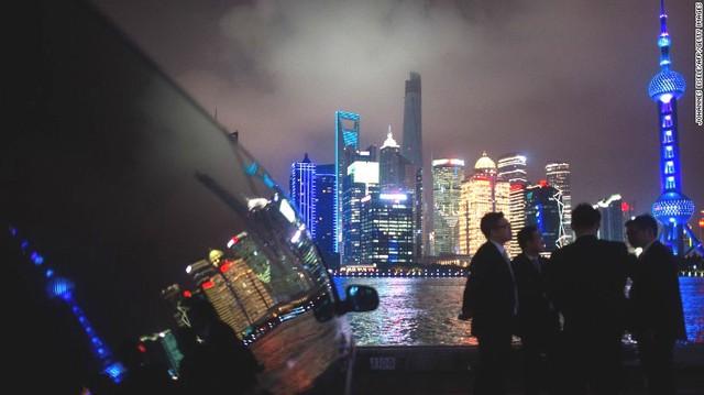 7. Thượng Hải (Trung Quốc)