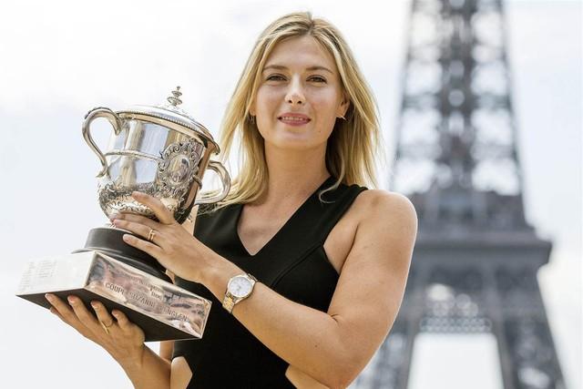 Sharapova có thể thi đấu trở lại vào tháng 1 - Ảnh 1.
