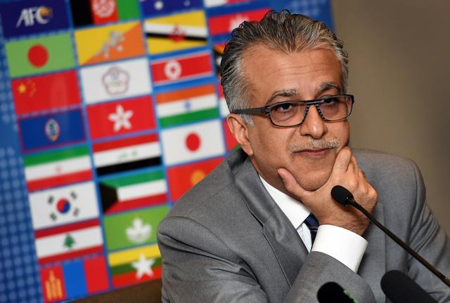 Ông Sheikh nhận được sự ủng hộ lớn từ AFC
