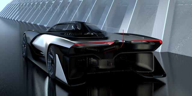 Chiếc xe này được dự đoán là phương tiện giao thông của tương lai.