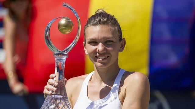 Rogers Cup là danh hiệu WTA thứ 14 trong sự nghiệp của Halep