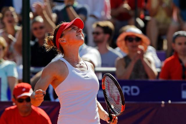 Simona Halep đã giành chiến thắng xứng đáng trước Madison Keys
