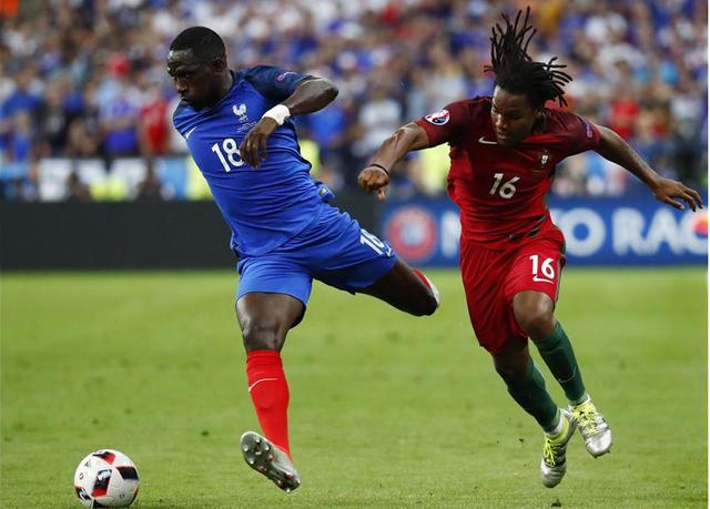 Sissoko trở thành cơn ác mộng của các cầu thủ bên phía Bồ Đào Nha
