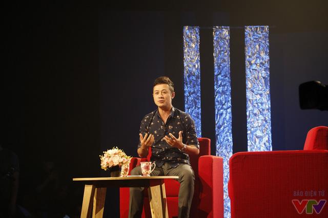 BTV Anh Tuấn làm MC của chương trình.